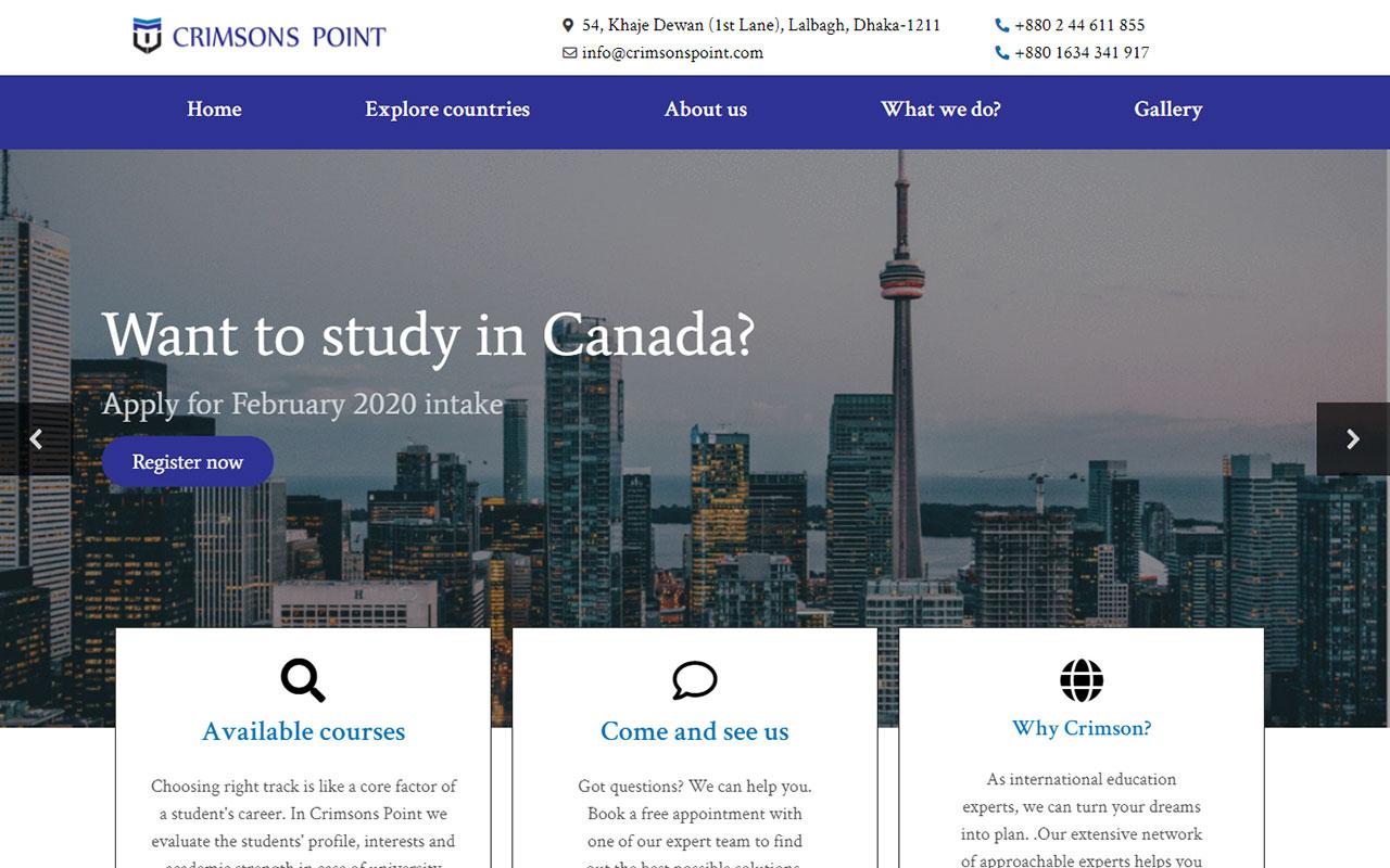 crimsonspoint-homepage