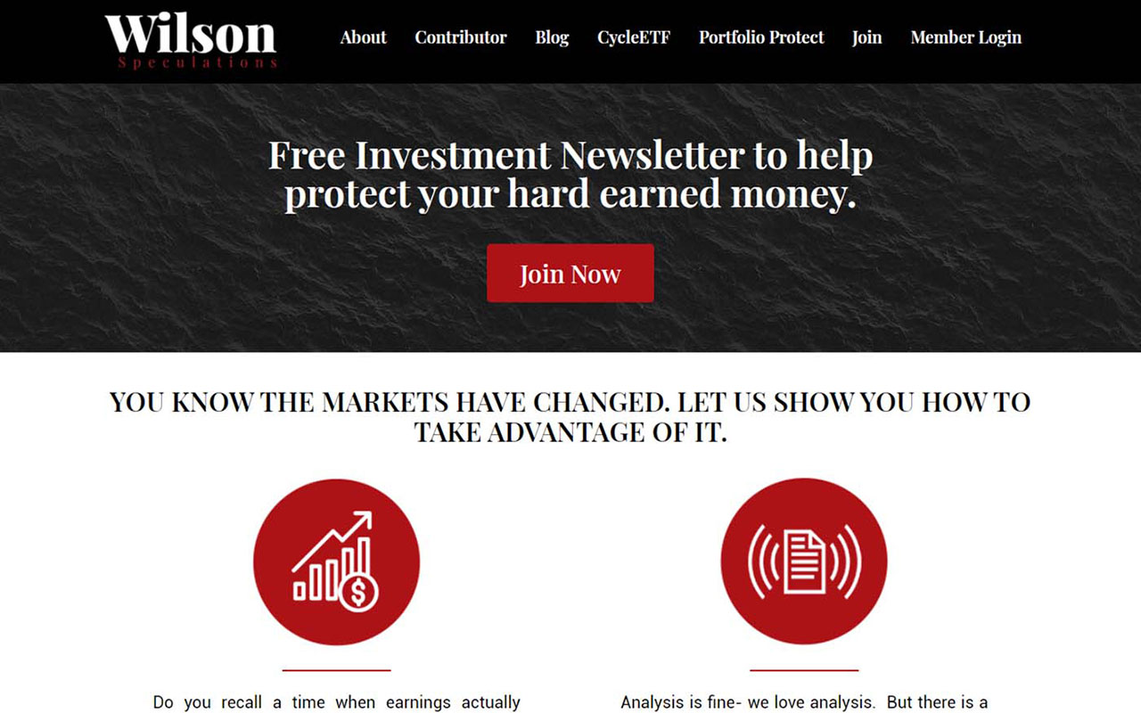 wilson-speculations-homepage